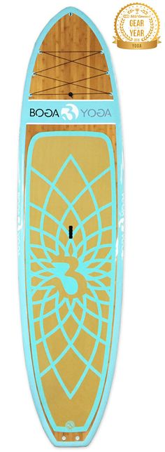 The only board designed and shaped with the leaders in the industry for the ultimate balance and stability you desire for fitness on water. The gorgeous Bamboo Reveal is the Premium BOGA Yoga, and at a high demand. Smooth on the water, fast enough to keep up with the pack, yet sturdy enough to hold …
