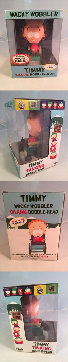 South Park 20918: New South Park Talking Timmy Bobblehead Wacky Wobbler Figure Funko Oop Rare -> BUY IT NOW ONLY: $49.99 on eBay!