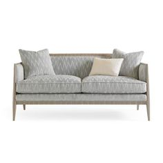 What's Not To Love? : Caracole Upholstery : Sofas & Loveseats : uph-lovwoo-03A | Caracole Furniture