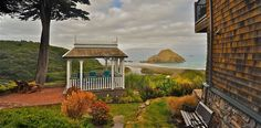 Elk Cove Inn & Spa, Chez Marie restaurant - A Weekend Guide to Mendocino County - Zagat
