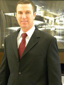 Shane Singer- Sales Consultant