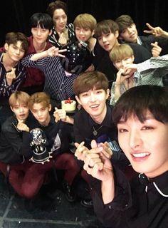 Wanna one win My Best Friend, Best Friends, Jin Kim, Ong Seung Woo, Young Park, Guan Lin, Lai Guanlin, Lee Daehwi, Produce 101 Season 2