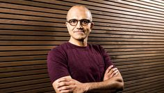 Satya Nadella, Microsoft CEO #ManPortrait #LeadingLines #pickedbyRegis
