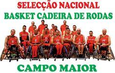 Selecção Nacional de Basquete em Cadeira de Rodas estagia em Campo Maior   Elvasnews