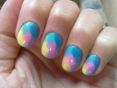 I have to figure this one out... #nailart