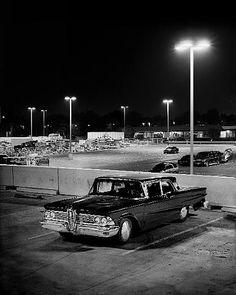 Albert Watson. Car Park. Gold Coast. Las Vegas. 2001.