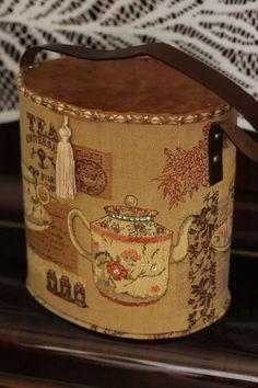 Ishimaru Bag, Cartonnage, Gobelin