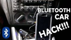 awesome cool nice Bluetooth Car Hack! - How To Make Any Old Car Bluetooth!!  JLaservideo...  Cars World Check more at http://autoboard.pro/2017/2017/02/24/cool-nice-bluetooth-car-hack-how-to-make-any-old-car-bluetooth-jlaservideo-cars-world/