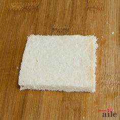Tost ekmeğinde meyve tatlısı tarifi - Sibel Yalçın