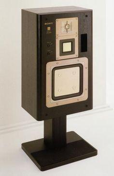 SONY APM-66ES   1986 Sony Speakers, At Home Movie Theater, Speaker Design, High End Audio, Loudspeaker, Audio Equipment, Audio System, Audiophile, Retro