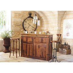 2 houten kisten Châteaubriant