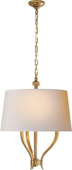 Ruhlmann Pendant, Height: 29 (w/ Chain?) $1,260 Circa Lighting. Lights  Camera ...