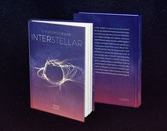 """Check out new work on my @Behance portfolio: """"Interstellar Book Cover Design"""" http://be.net/gallery/57667675/Interstellar-Book-Cover-Design"""