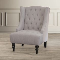 Found it at Joss & Main - Juliette Tufted Accent Chair