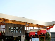 Connie and Ted`s. prepare for sensational crustaceans and delish fish served with New England-style flare. L.A