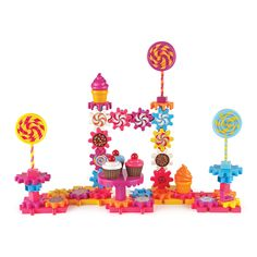 Gears! Gears! Gears!® Sweet Shop Building Set-Top Rated Gifts-Holiday Gift Guide-Featured-Category - Learning Resources®