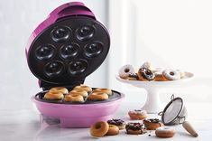 Brentwood Appliances Mini Donut Maker - Welcome to our website, We hope you ar. - Brentwood Appliances Mini Donut Maker – Welcome to our website, We hope you are satisfied with - Cake Pops, Donut Maker, Electric Foods, Mini Donuts, Doughnuts, Donut Recipes, Pastry Recipes, Bread Recipes, Chicken Recipes
