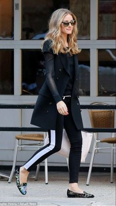 Olivia Palermo's style is perfect!