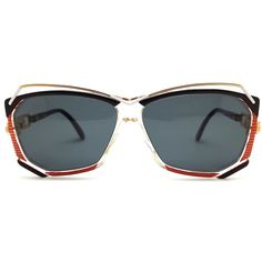 1d76c7248c Cazal Vintage Women S Sunglasses ( 205) ❤ liked on Polyvore featuring  accessories