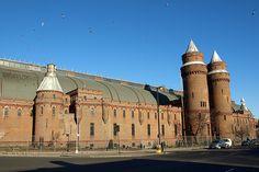 Kingsbridge Armory, Bronx, New York City