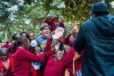 Today is #WorldFoodDay! We're celebrating food because we believe that everyone deserves food for today and for tomorrow. After visiting #Kenya with us, where he cooked with and exchanged #recipes with people he met, food blogger, author, and photographer Dennis The Prescott shares why he believes in a hunger free world. (Photo: 2016 Dennis Prescott)