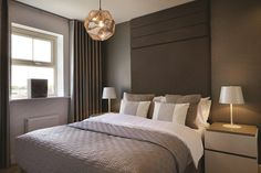 The first floor provides two generously sized double bedrooms. #Strata