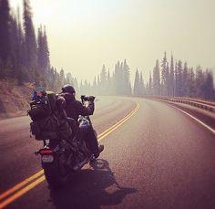 Ride! #motorcycle | http://motorbikegallery160.blogspot.com