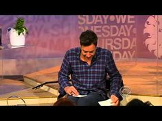 """Jimmy Fallon reads his """"Thank You Notes"""""""