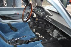 Porsche 904 interior Naarden 2011