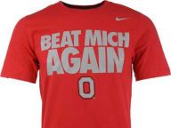 Buy NCAA Nike Team Sports Rivalry Fan T-Shirt T-Shirts Apparel and other Ohio State Buckeyes products at BuckeyeCorner.com