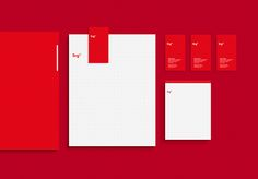 Srg® Personal Identity system on Behance