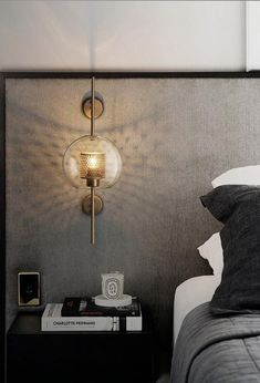 MILANA Clear Glass Shade Sconces — Best Goodie Shop - Illuminate your favorite aesthetic in distinctive style Decor, Wall Lights, Sconces, Decor Design, Glass Shades, Glass Wall Sconce, Wall Lamp, Black Walls, Clear Glass
