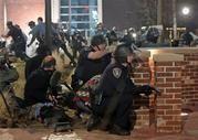 Dos policías heridos en prostesta frente a comisaría de Ferguson | NOTICIAS AL TIEMPO