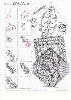 tami pattern by Zenjoy