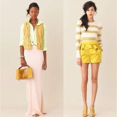 Outfits from jcrew