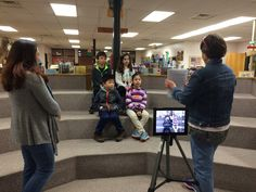 Valley View counselor, Leslie Erwin, and Instructional Partner, Heather Petruzzini, are using video creation to provide an outlet for creativity; to develop leadership skills; and to experience a sense of giving back to their school community, and leaving a legacy behind for others with our students.