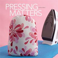 Pressing Matters: Pressing Ham Sewing Pattern | February/March 2012 | Sew News