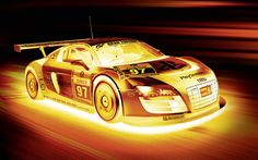 Audi racing cars awesome wallpaper