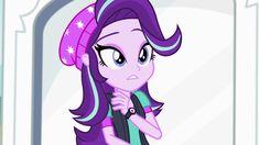 #1639464 - beanie, equestria girls, hat, mirror magic, safe, screencap, spoiler:eqg specials, starlight glimmer, watch - Derpibooru - My Little Pony: Friendship is Magic Imageboard