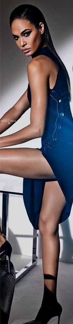 Joan smalls /Vogue Mex Jan 17