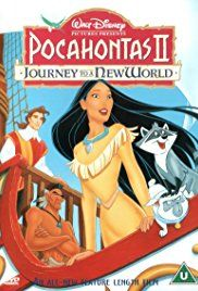مشاهدة فيلم Pocahontas 2 Journey To A New World 1998 مترجم Pocahontas 2 Peliculas Animadas Dibujos Animados