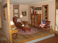Dollhouse Delights - The Greenleaf Miniature Community