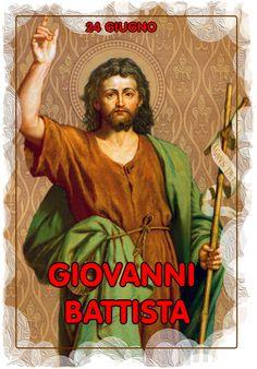 Natività di San Giovanni (24 giugno)