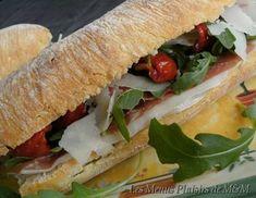 Sandwichs, en-cas - Les Menus Plaisirs de M&M