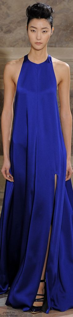 Bouchra Jarrar Couture Spring 2014 | The House of Beccaria~