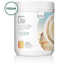24 grams of protein, including 16 grams of proprietary, ultra-pure, plant-based, non-GMO protein with precise ratios of 9 essential amino acids, optimozed for high protein quality.  Powered by Leucine  and powerful combination of prebiotics and one billion CFU of patented probiotics!  Yummy variety of Meal Shakes!