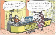 Milchpreise auf neuem Tief …