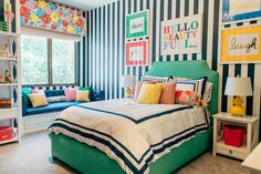 Bedroom Inspiration for Pre-Teen Girls | Live Love in the Home