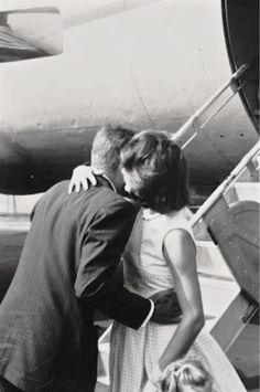 John F. Kennedy & Jacqueline Kennedy
