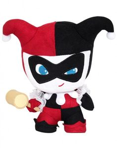 Funko Fabrikations Harley Quinn Plush Figure